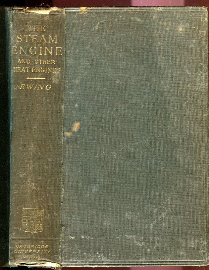 Image for The Steam-Engine and Other Heat-Engines