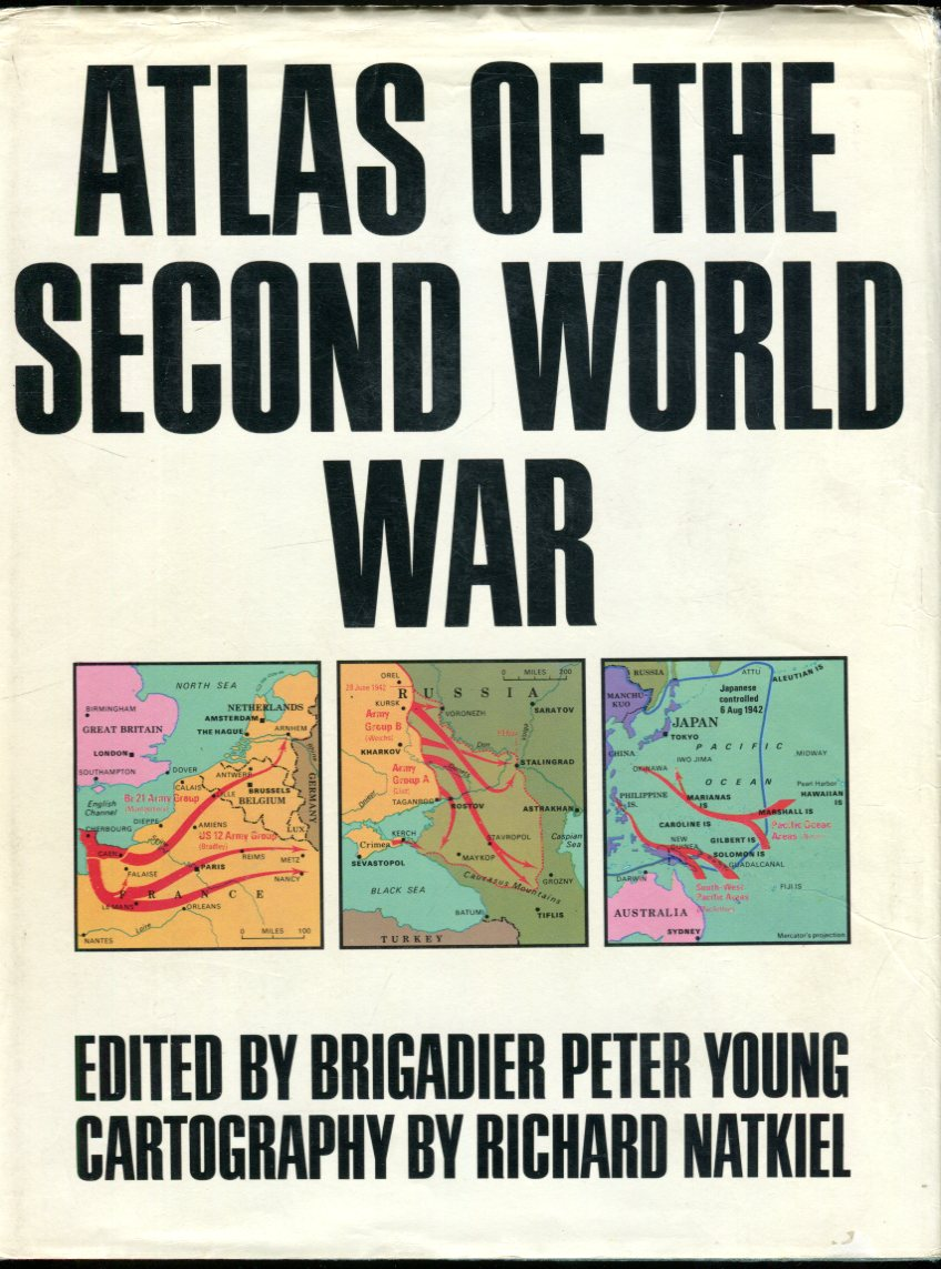 Image for Atlas of the Second World War