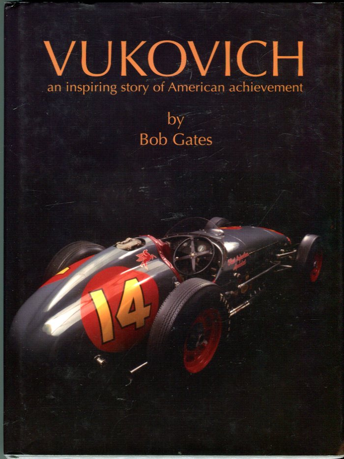 Image for Vukovich: An Inspiring Story of American Achievement