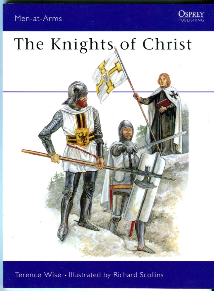 Image for The Knights of Christ (Osprey Men at Arms Series No. 155)