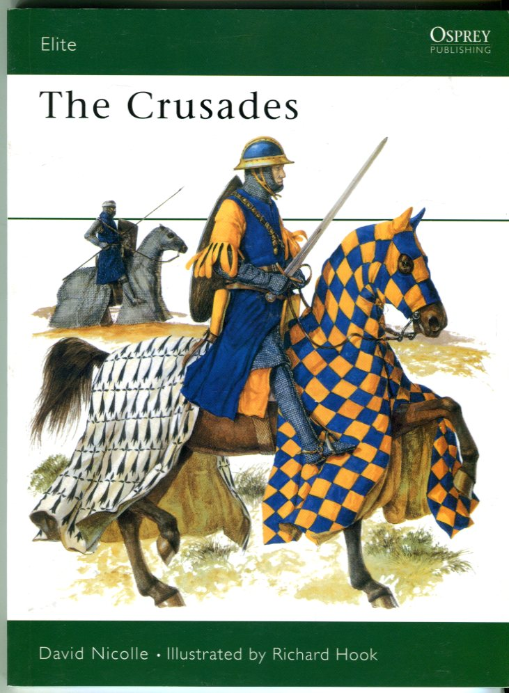 Image for The Crusades (Osprey Elite Series No. 19)