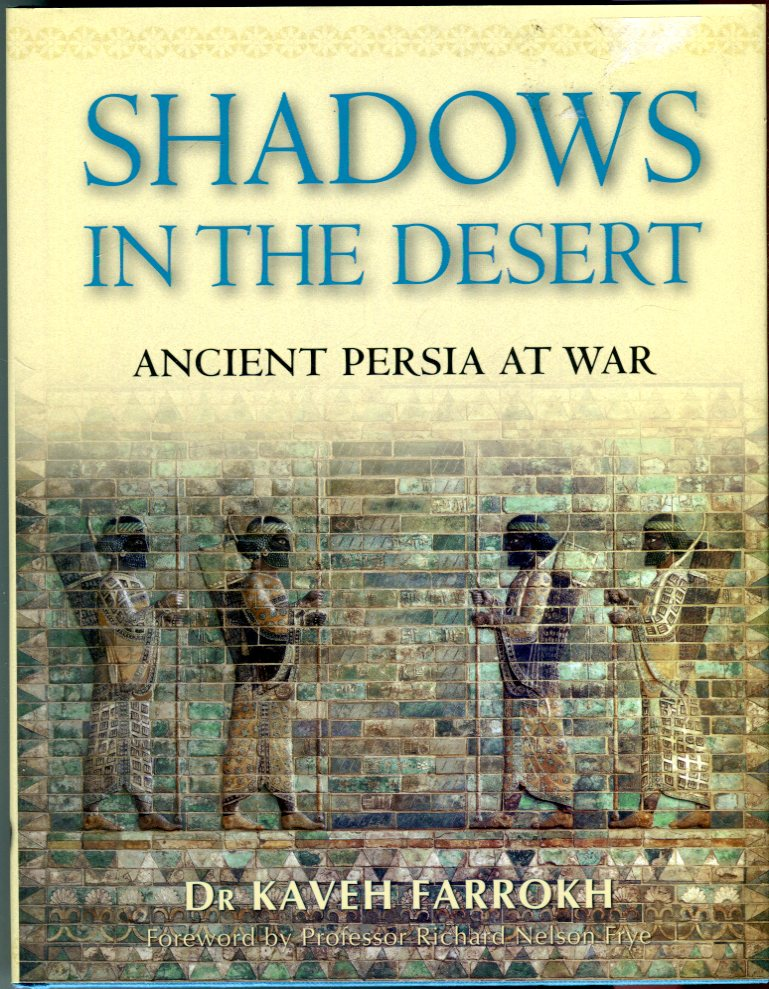 Image for Shadows in the Desert: Ancient Persia at War