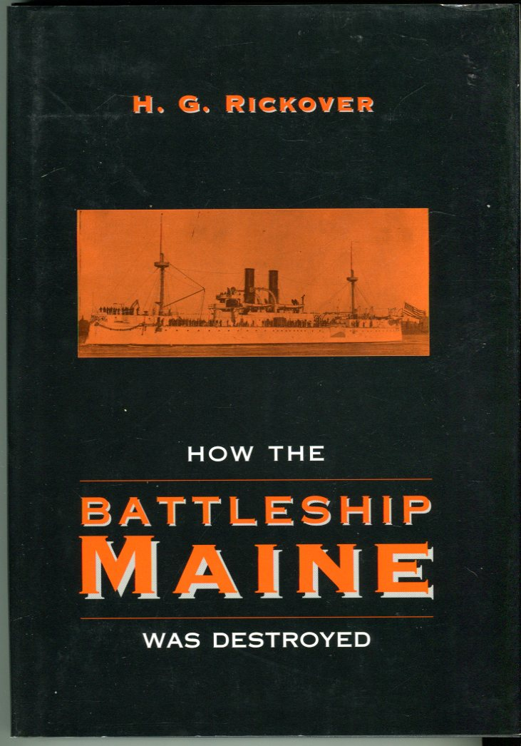 Image for How the Battleship Maine Was Destroyed