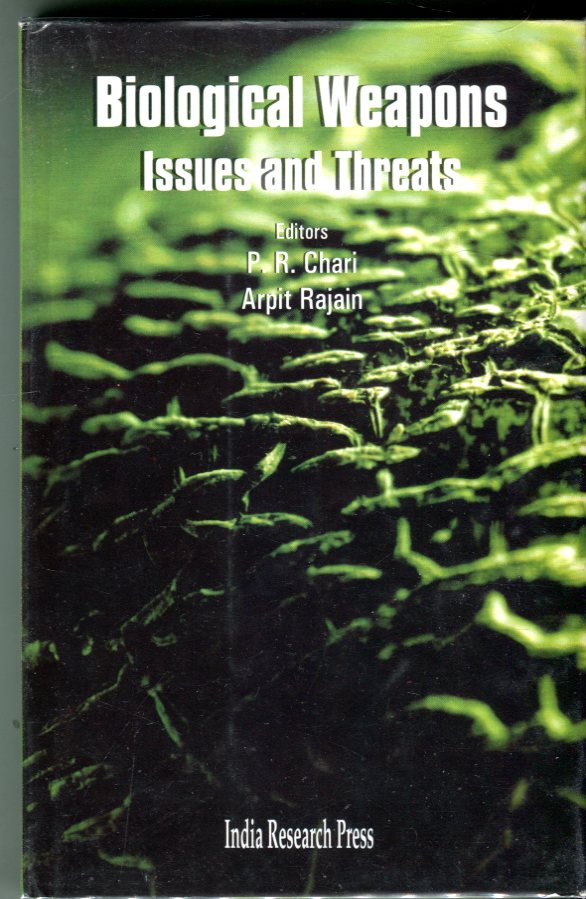 Image for Biological Weapons: Issues and Threats