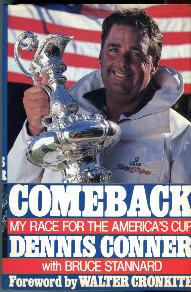 Image for Comeback: My Race for the America's Cup