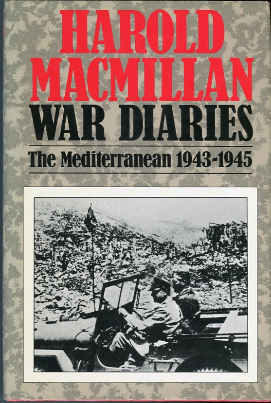 Image for War Diaries: Politics and War in the Mediterranean 1943-1945