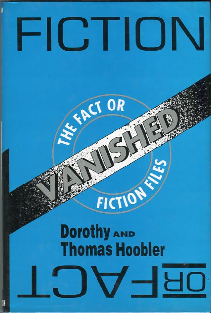 Image for The Fact or Fiction Files: Vanished!